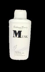 Bettina Barty Musk Bath & Shower Gel l pod prysznic dla kobiet i mężczyzn uniseks 500 ml