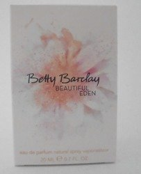 Betty Barclay Beautiful Eden Eau de Parfum woda perfumowana 20 ml