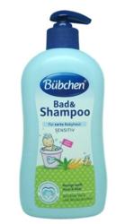 Bübchen Bad&Shampoo płyn i szampon do mycia 2w1