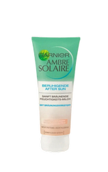 Garnier Ambre Solaire After Sun Lotion mit Selbstbräunungseffekt samoopalający balsam po opalaniu