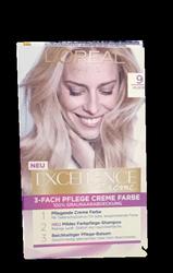 Loreal Paris Excellence Creme Coloration Hellblond farba do włosów nr 9 jasny blond