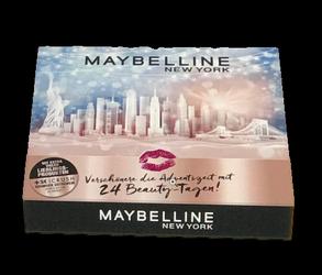 Maybelline New York Adventskalender Maybelline 2021 kosmetyki do makijażu
