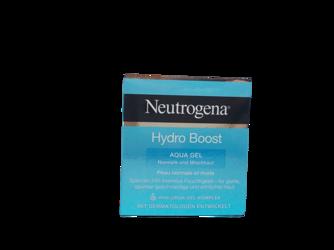 Neutrogena Hydro Boost  Aqua Gel Normale bis Mischhaut żel nawilżający  skóra normalna, mieszana
