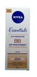 Nivea Essentials5in1 Getönte Tagescreme BB Hell krem tonujący 5w1 cera jasna