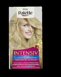 Schwarzkopf  Poly Palette Intensiv Creme Coloration Helles Naturblond 200 rozjaśnaicz jasny natrulany blond
