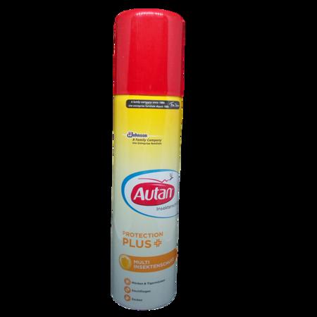 Autan Protection Plus Aerosol-Spray areozolspray ochronny przeciw komarom, muchom i kleszczom