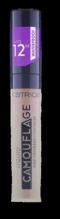 Catrice Concealer Liquid Camouflage High Coverage Bronze Beige 065 korektor brązowy beż