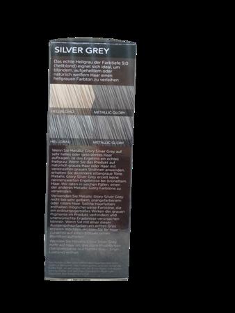 Knight&Wilson Colour Freedom Silver Grey farba srebrny siwy