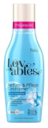 Perwoll Lovables Parfüm- & Pflege-Conditioner Fresh Sensation