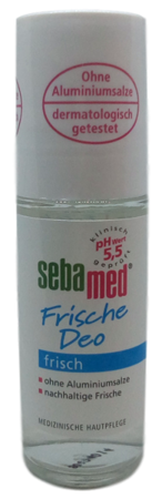 Sebamed Deo Roll On frische dezodorant roll on