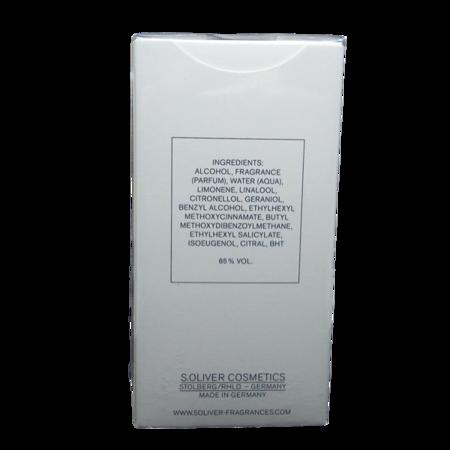 s.Oliver Eau de Toilette Black Label women woda toaletowa dla kobbiet 30 ml
