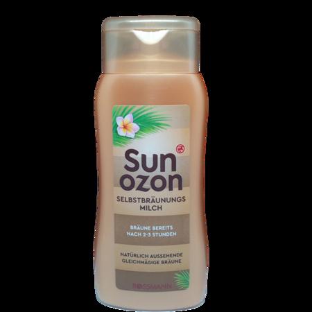 sun ozon Selbstbräunungsmilch samoopalacz w mleczku