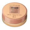 Maybelline New York Dream Matte Mousse Make-up cameo podkład matujacy w musie nr 20
