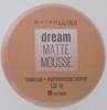 Maybelline New York Dream Matte Mousse Make-up sun beige podkład matujący słoneczny beż nr 48