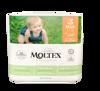 Moltex Windeln nature no.1 Größe 3 Midi, 4-9kg, 33 sst.. ekologiczne pieluchy jendorazowe dla dzieci