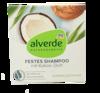 alverde Naturkosmetik festes Shampoo mit Kokos-Duft szampon w kostce kokos